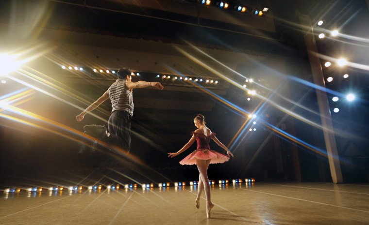 Image: Moscow State Academy of Choreography