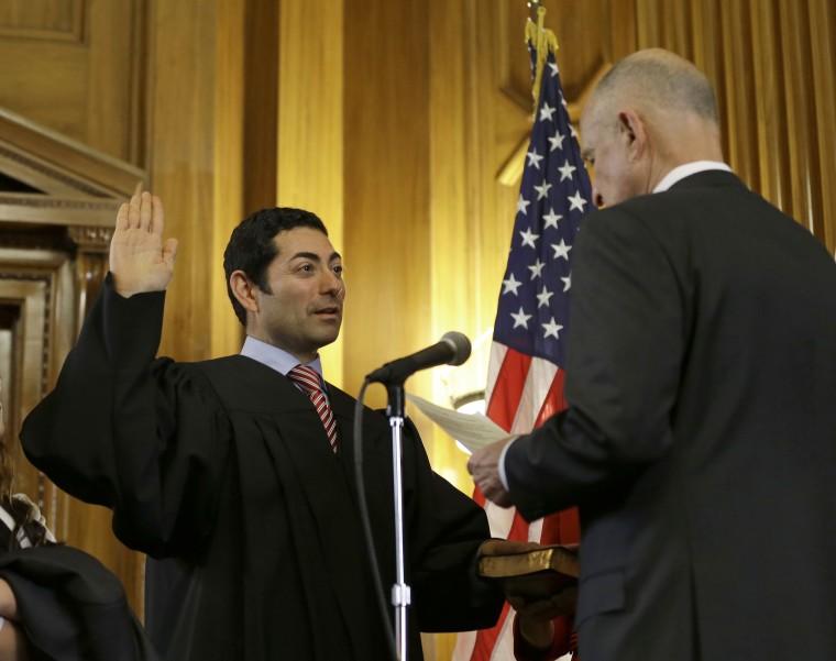 Mariano-Floentino Cueller, Jerry Brown