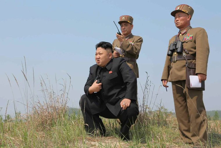 Image: North Korean leader Kim Jong Un orders nuclear weapons readiness
