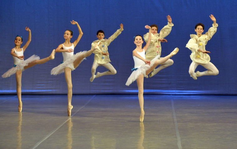 Image: RUSSIA-BALLET-FEATURE