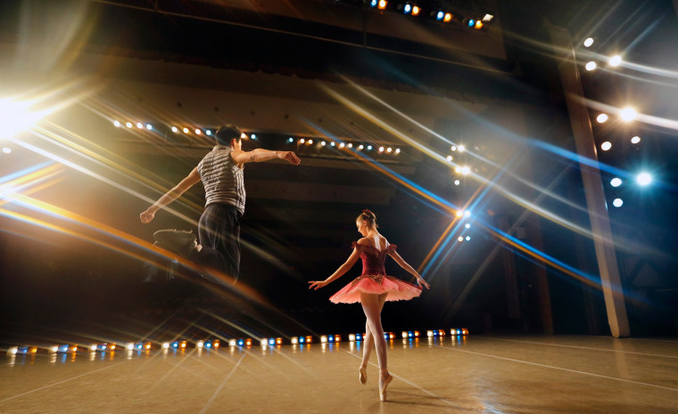 Image: Moscow State Academy of Choreography Bolshoi