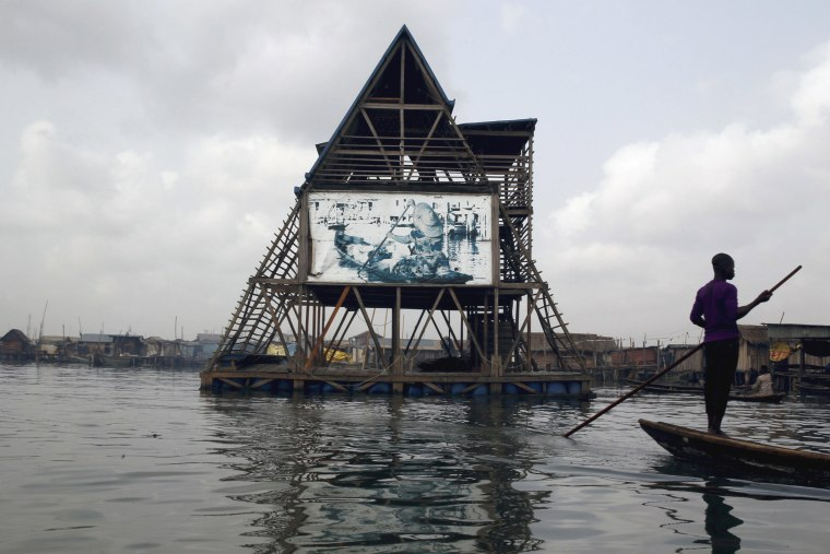 Image: Spotlight: Nigeria's floating school