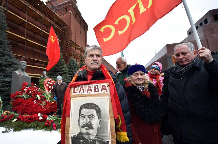 Image: RUSSIA-POLITICS-HISTORY-COMMUNISM-STALIN