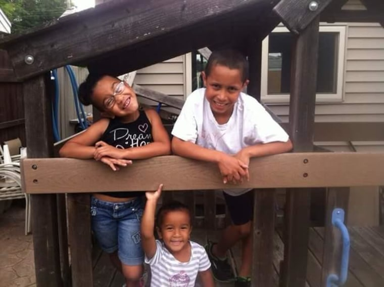 IMAGE: Melissa Lightfoot's children tested positive for lead