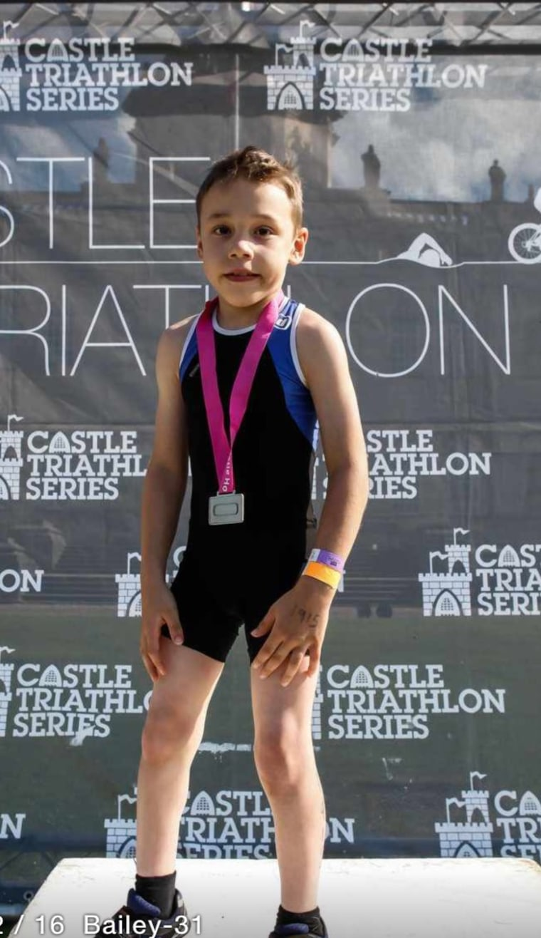 cerebral palsy triathlon