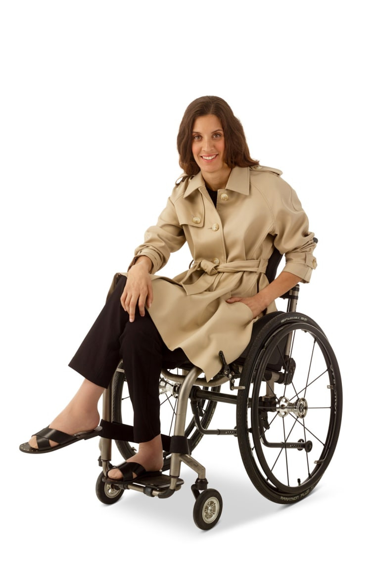 Company Creates Clothes Designed For Wheelchair Users