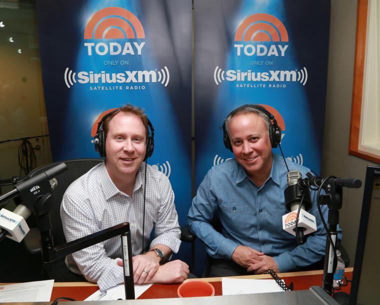 Don Nash and Tom Mazzarelli