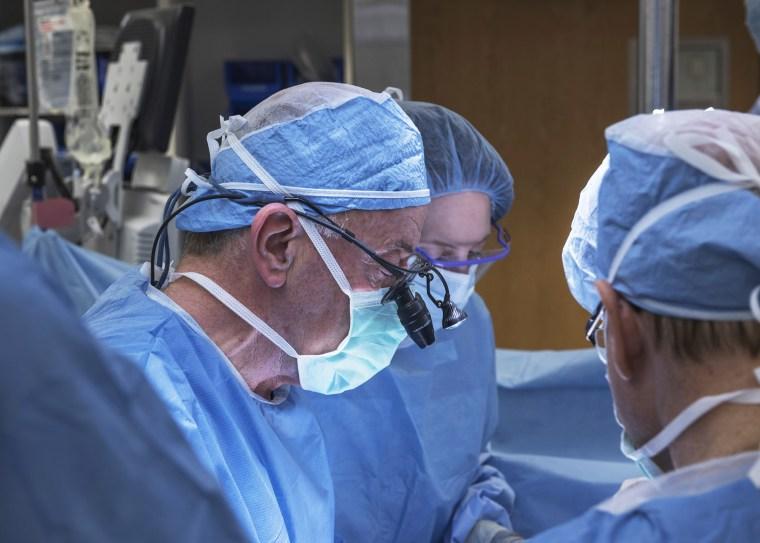 image: Uterus Transplant Surgery 3