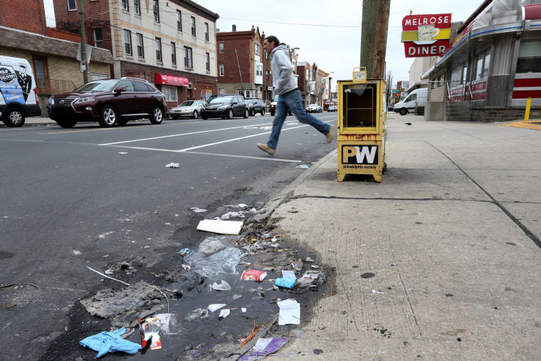 Image: Philadelphia Neighborhood Clean Up