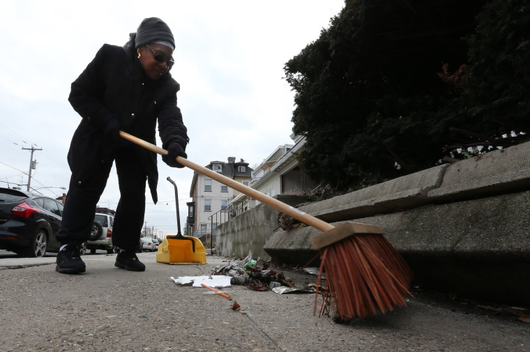 Image: Philadelphia Cleaning Streets