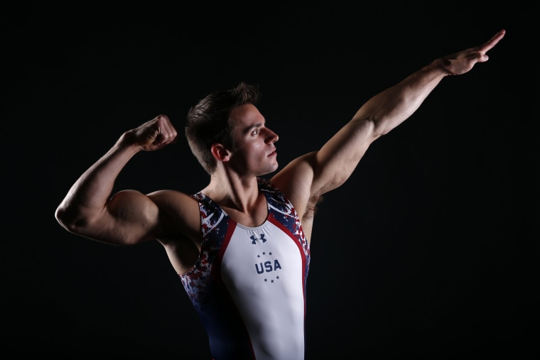 Image: Spotlight: U.S. athletes: eyes on the Olympic prize