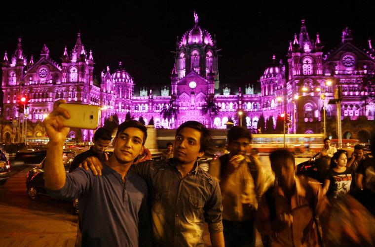 Image: International Women's Day in Mumbai