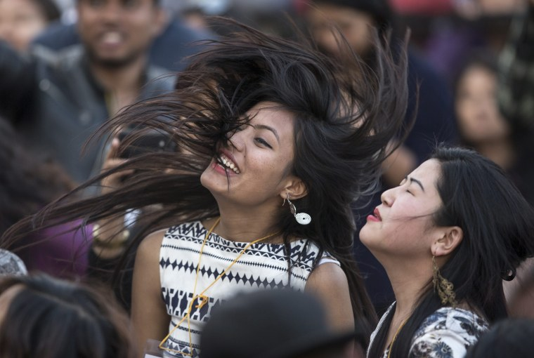 Image: International Women's Day in Nepal