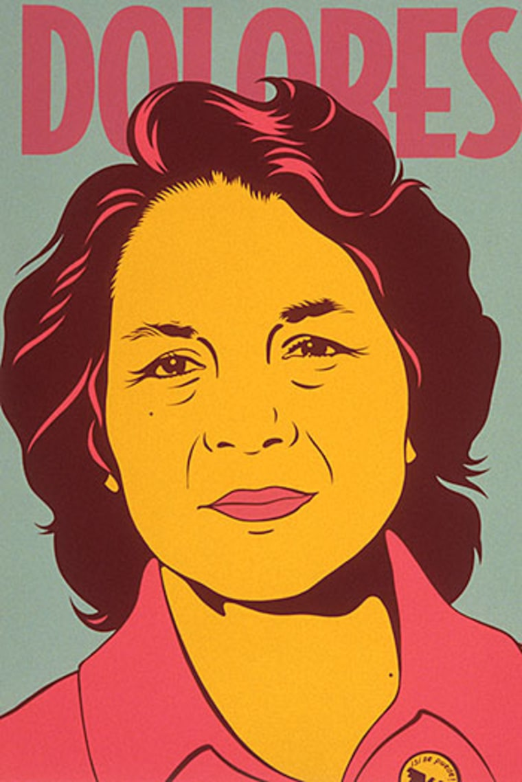 """One Life: Dolores Huerta"""