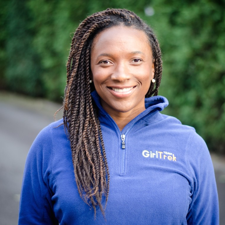 T. Morgan Dixon, Co-Founder and CEO of GirlTrek.