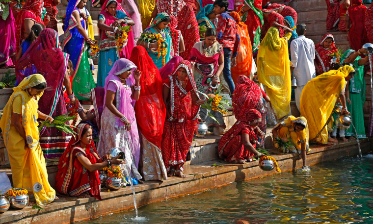 Image: Mahashivratri festival in Pushkar
