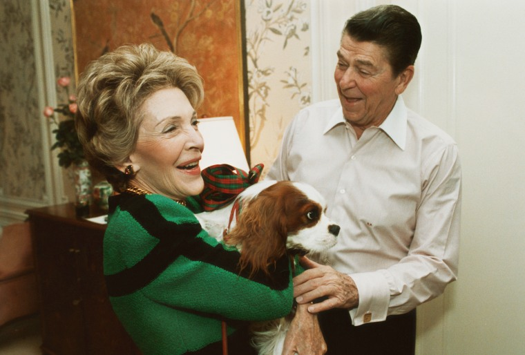Reagans And Rex
