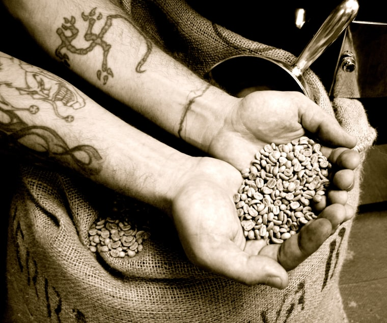 Image: Underground Coffee, Terra Nueva