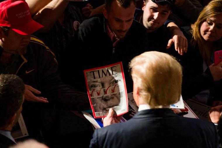 Image: US-VOTE-REPUBLICAN