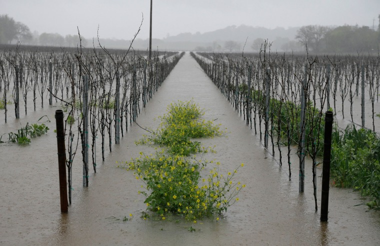 Image: California Storms