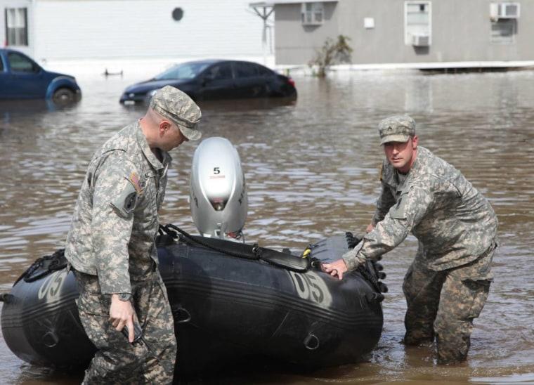 IMAGE: Louisiana National Guard troops