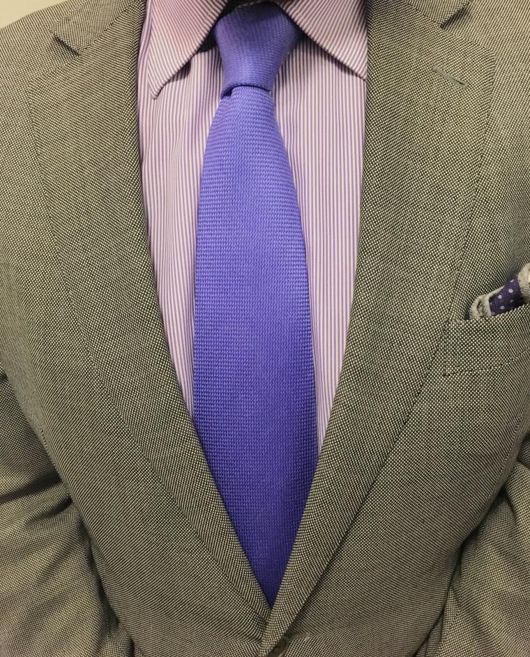 Al Roker suits