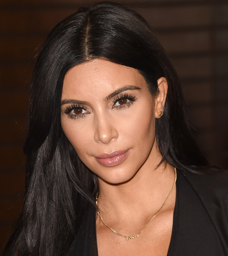 "Kim Kardashian West Book Signing For ""Selfish"""
