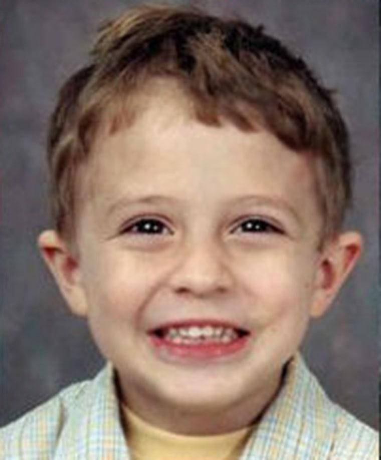 Julian Hernandez appears in a photo before he went missing in 2002.