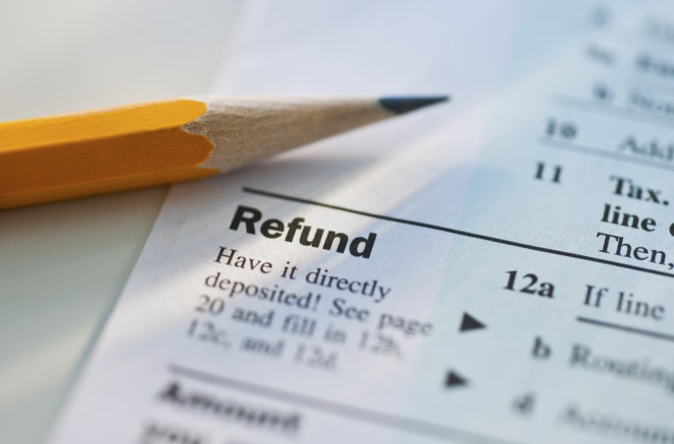 Image: Tax Refund