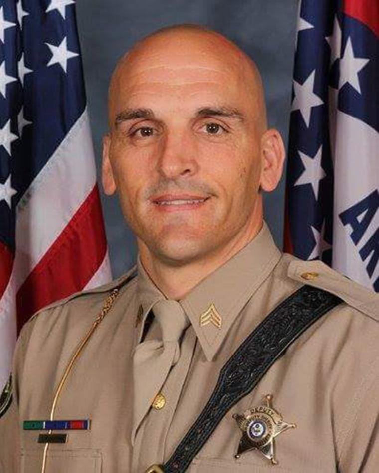 Image:  Lieutenant Tion Augustine