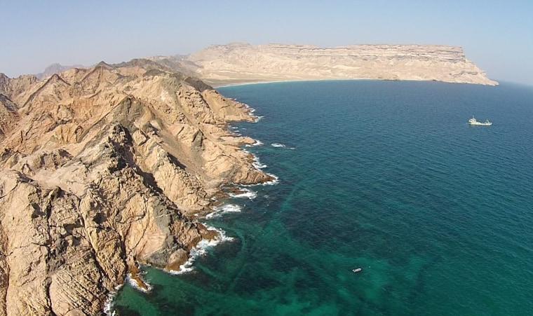 IMAGE: Ghubbat ar Rahib Bay