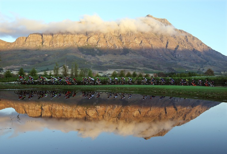 Image: South Africa ABSA Cape Epic - third stage