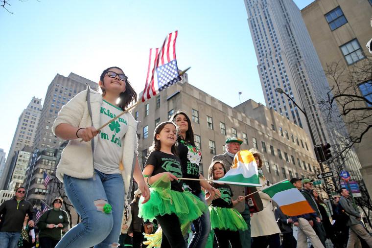 Image: St. Patrick's Day 2016
