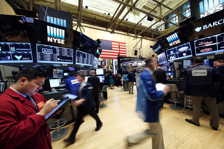Image: US Markets Open After Global Stocks Slip
