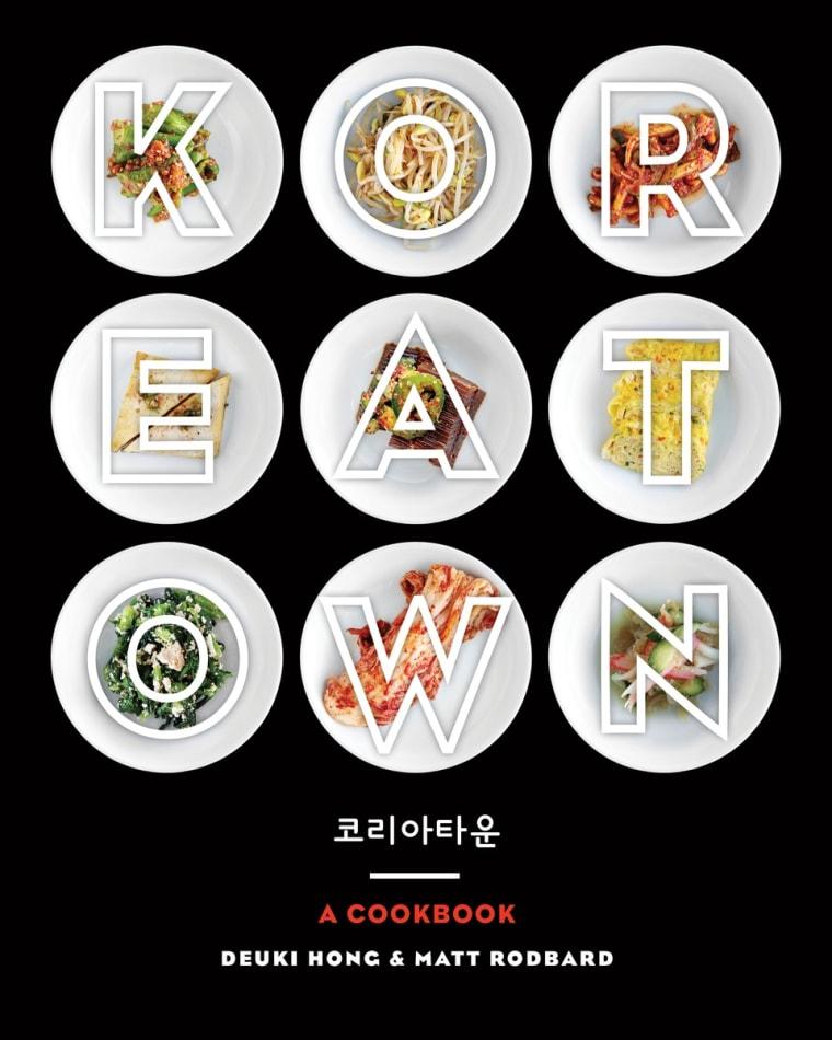 """Koreatown"" by Dueki Hong and Matt Rodbard"