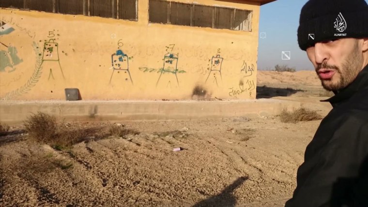 Image: FRANCE-ATTACKS-JIHADISTS-VIDEO