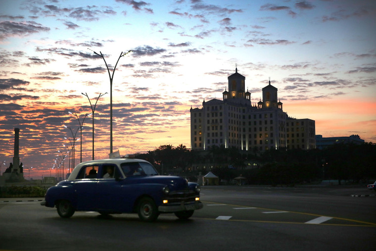 Image: *** BESTPIX *** Cuba Faces Historic Changes As Relations With U.S. Broaden