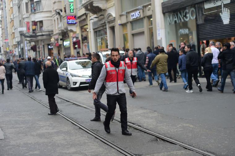 Image: TURKEY-TERROR-ATTACK