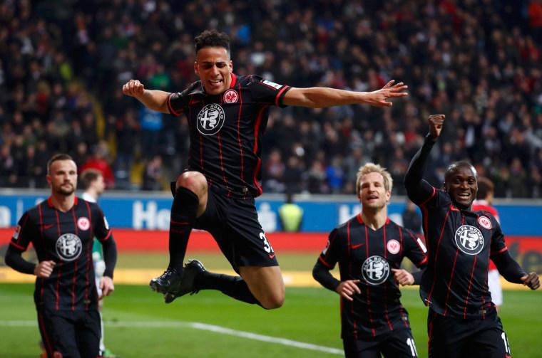 Image: Eintracht Frankfurt v Hannover 96 - German Bundesliga