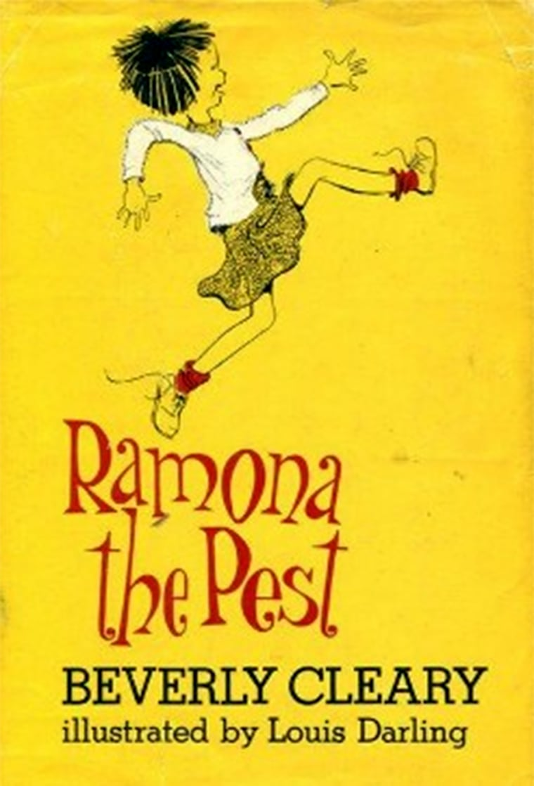 IMAGE: Ramona the Pest