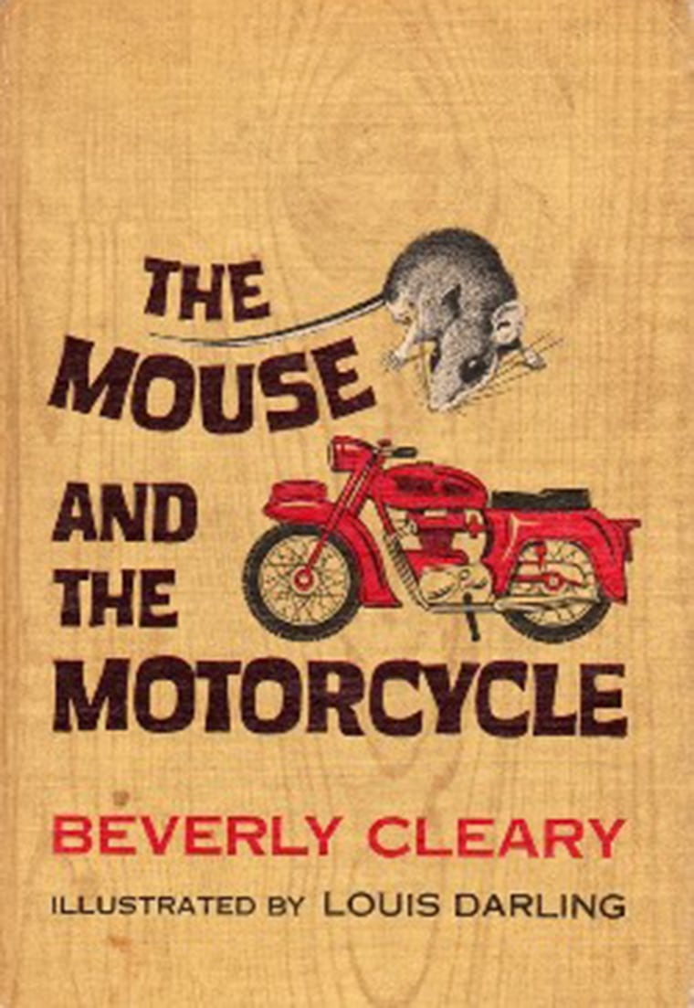 IMAGE: The Mouse and the Motorcycle