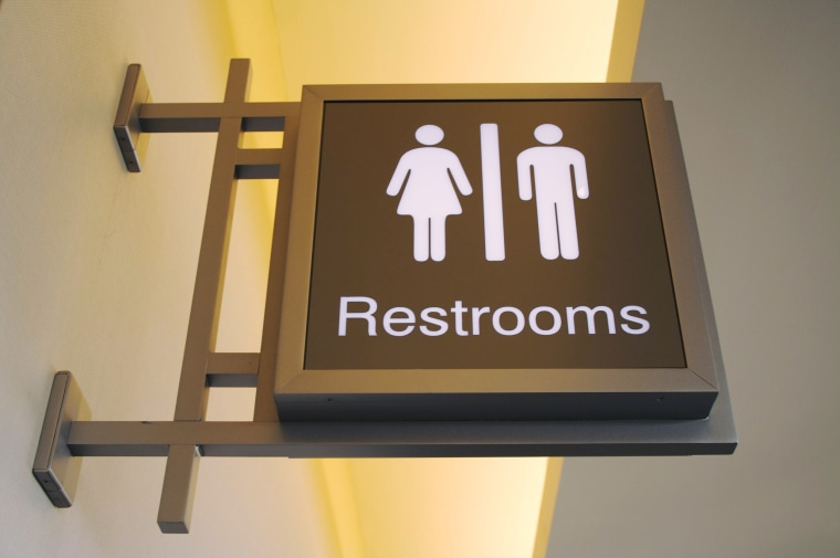 IMAGE: Public restrooms