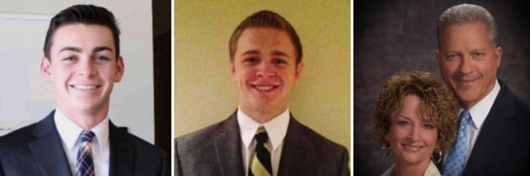 Image: Mormon Victims Composite