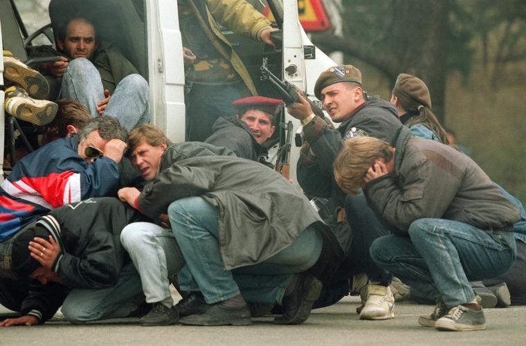Image: Siege of Sarajevo