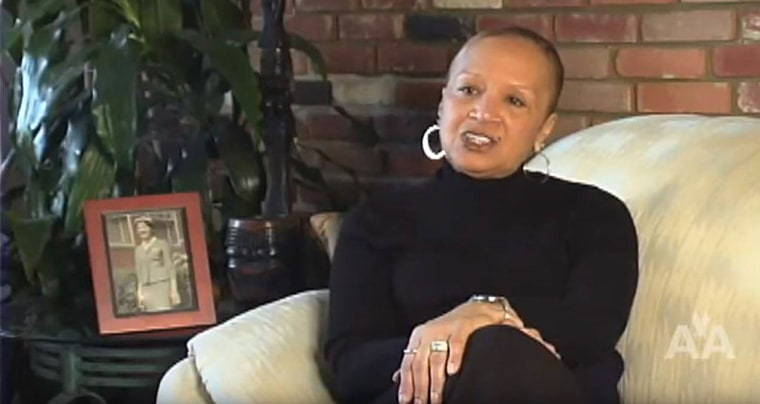 """Patricia Banks Edmiston was featured in the American Airlines video series, """"Black History in Aviation."""""""