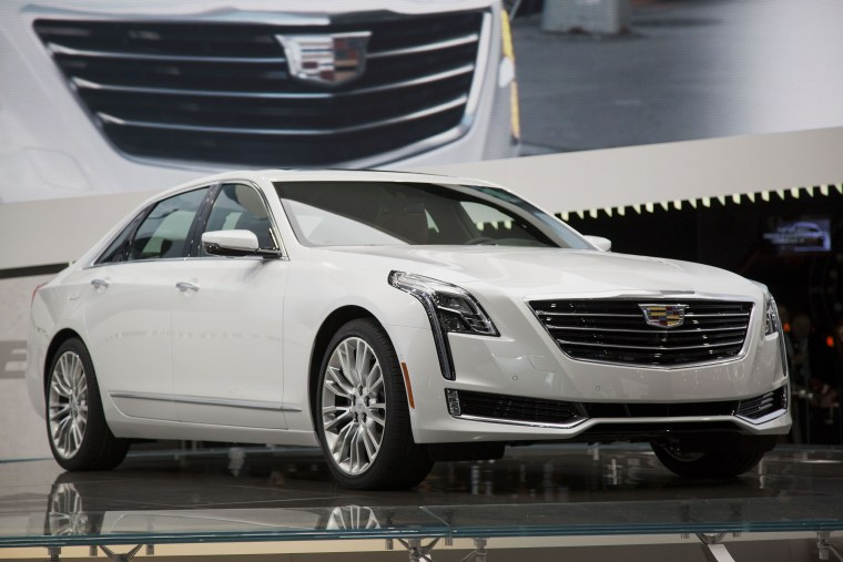 Legendary Cadillac Brand Now More Popular In China Than In