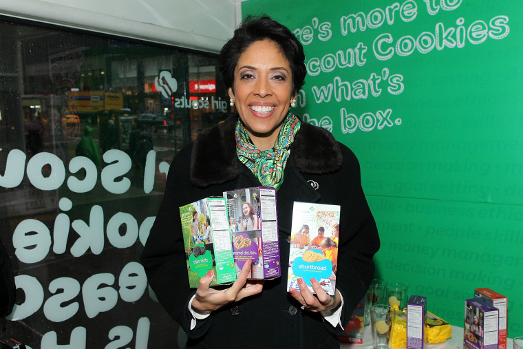 National Girl Scout Cookie Day