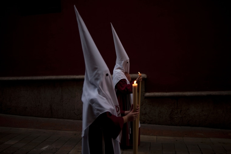 Image: SPAIN-RELIGION-EASTER