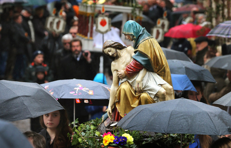 Image: Good Friday in Germany