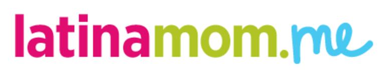 Screen grab of the Latina Mom logo.
